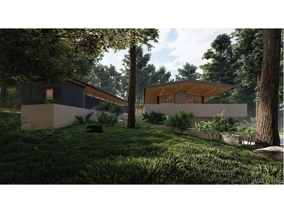 Squamish private residence