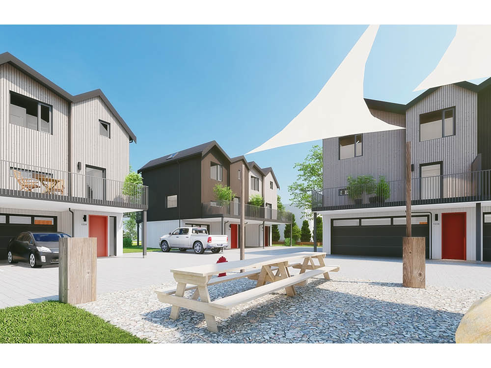 Wilson Crescent Townhomes